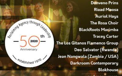 Free online concert: Cornerstone Institute 50th anniversary